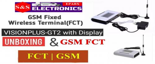 FCT GSM Products