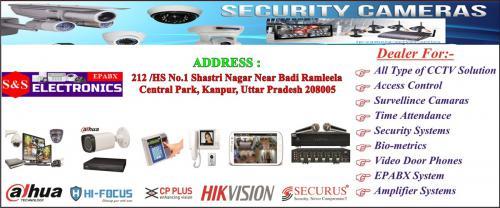 S&S ELECTRONICS EPABX AND CCTV