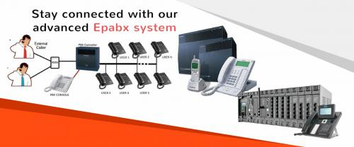 epabx-SYSTEMS DEALER IN KANPUR