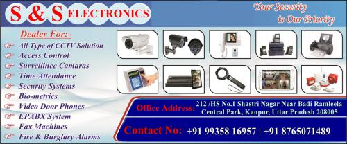s & S electronics kanpur